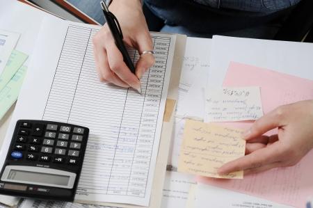Travailler avec des documents officiels dans le bureau