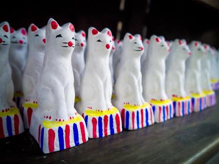 asakusa: Asakusa Shrine ? fox