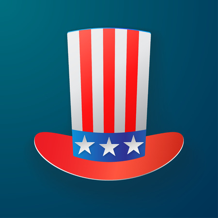 sam: Uncle Sam Hat American hat icon