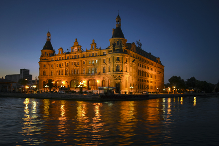 haydarpasa: Turkey, Istanbul Haydarpasa Terminal Haydarpasa he Terminus (Turkish: Haydarpasa Main Railway Station) is a railway terminal in Istanbul. Until 2012 the station was a major intercity, regional and commuter rail hub, as well as the busiest railway station
