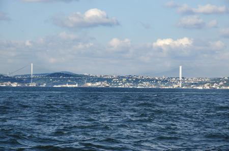 resisting: 2016 Turkey Renames Bosporus Bridge 15th July Martyrs bridge.turkish Prime Minister Binali Yildirim says Istanbuls Bosporus Bridge will be renamed July 15th Martyrs Bridge in honor of Civilians who died resisting Turkeys coup attempt. Stock Photo