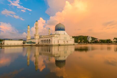 Malaysian Floating Mosque