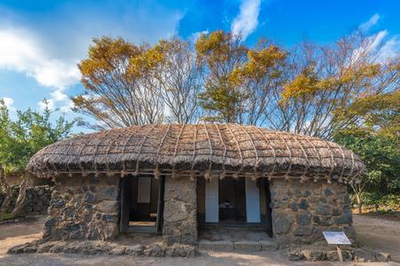 South Korea Jeju Folk Village