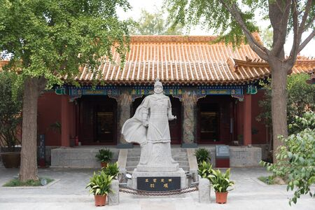 Jiangsu Xuzhou Opera Horse Terrace 版權商用圖片 - 133276358