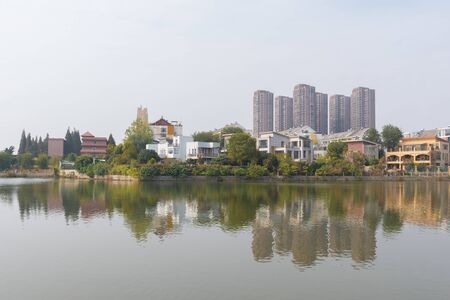 Bengbu City Scenery, Anhui