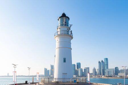 Qingdao Olympic Sailing Center Lighthouse