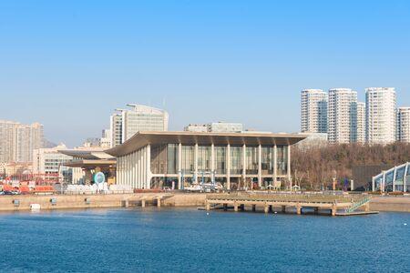 Qingdao Olympic Sailing Center Redactioneel
