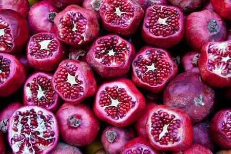 Pomegranate photo