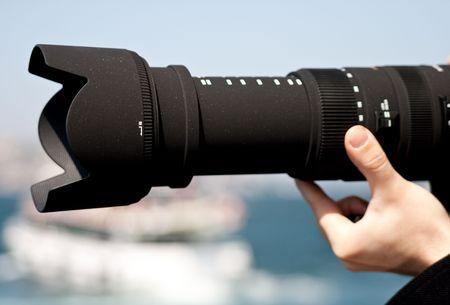 spy camera: Camera lens