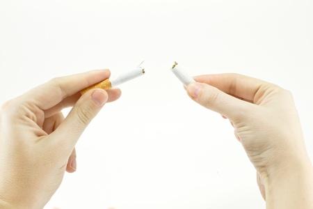 abandoning: Quit Smoking