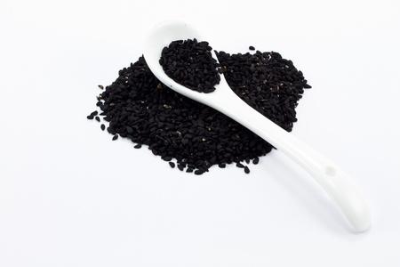 ajonjol�: Semillas de s�samo negro