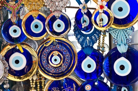 evil eyes: Turkish Amulet (Evil Eye)