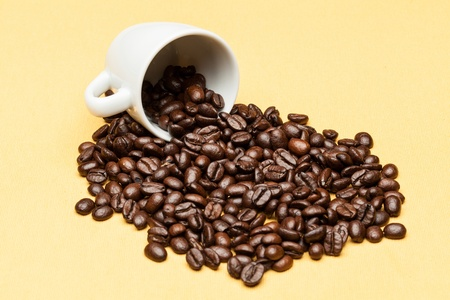 Coffee on the table Stock Photo - 13277129