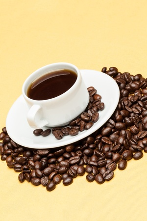 Coffee on the table Stock Photo - 13277031