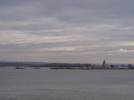 This is a panorama of Brno.