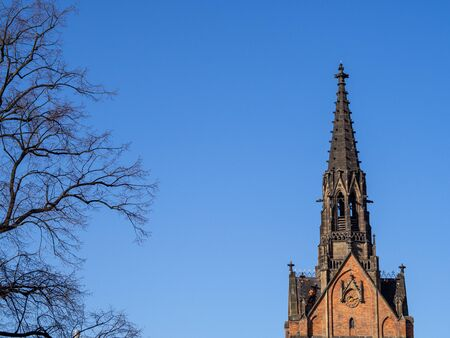 This is the church in Brno.