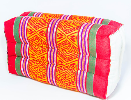 d       cor: Thai style pillow Stock Photo