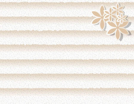 sand background: flower with sand background may use as background