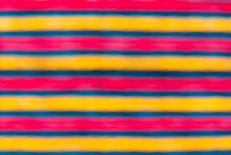 straw mat: blurry of colorful typical thai style straw mat pattern