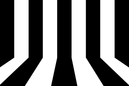 circulate: white and black line abstract background