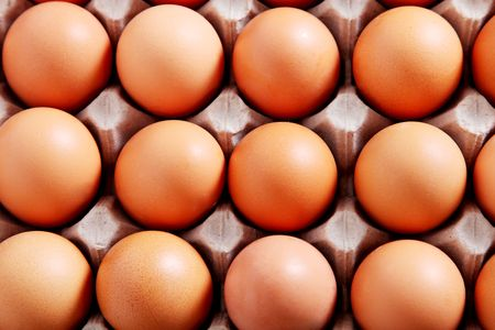 close up of eggs. Raw Food image photo
