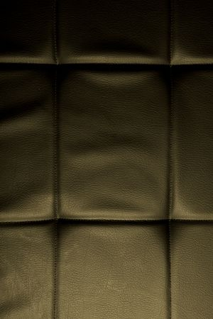 Brown leather texture empty to insret text or design photo