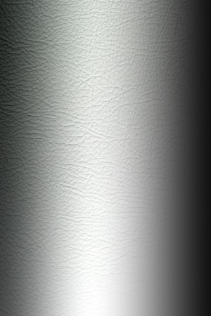 Chrome leather texture, Surface empty to insert text or design photo