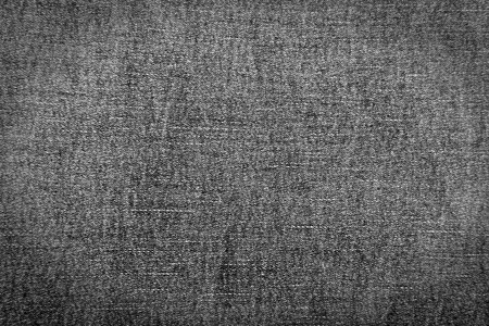 Gray fabric background, empty to insert text or design Stock Photo - 7549742