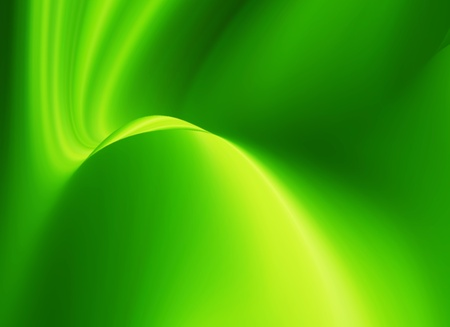 Green abstract background with light effects. Illustration Stock Illustration - 9693421