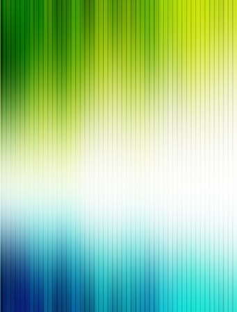 Green white and blue background. Abstract illustration Stock Illustration - 9694143
