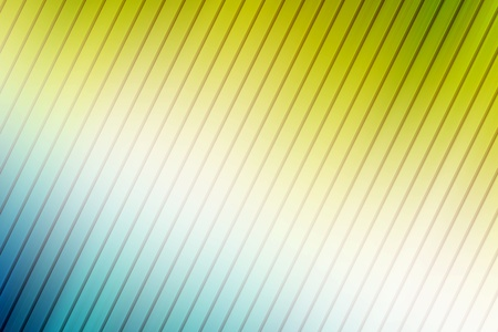 transverse: Brown  transverse  lines over yellow, blue and white background. Stock Photo