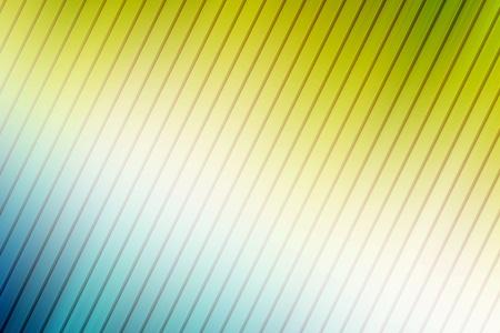 Líneas transversales marrón sobre fondo amarillo, azul y blanco. Foto de archivo - 9693769