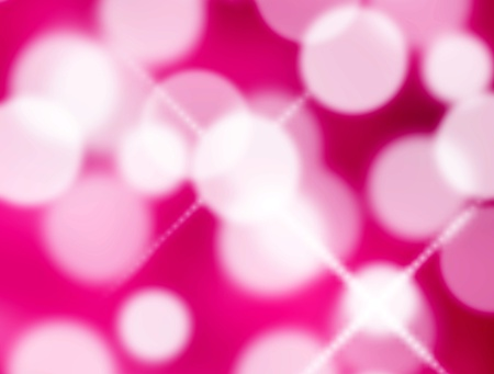 Purple and white lights background. Abstract illustration Stock Illustration - 9693625