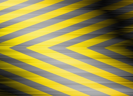 Lines of caution over background yellow con lines black.Illustration  Stock Illustration - 9694221
