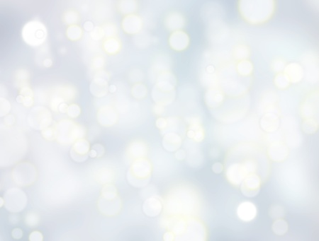 blurred: Christmas blur background with shining lights. Blue soft  illustration