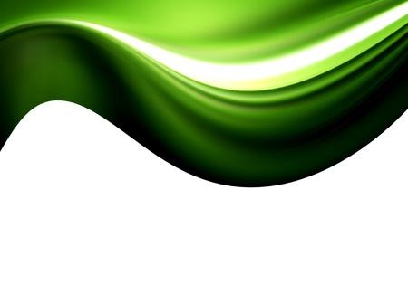 style de fond vert