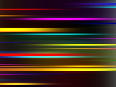 red, blue, yellow and black lines Stock Photo - 9698171