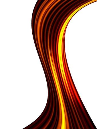 colors of fire, dynamic wave background. illustration illustration
