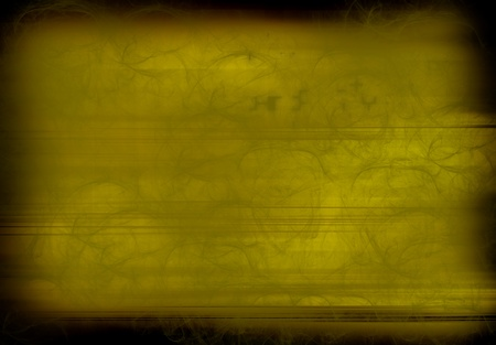 conceptual golden mark with bright effects. Abstract illustration illustration