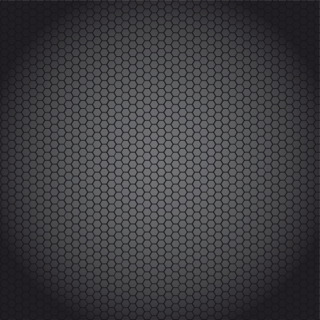 black grille speaker texture, background Stock Vector - 14321977