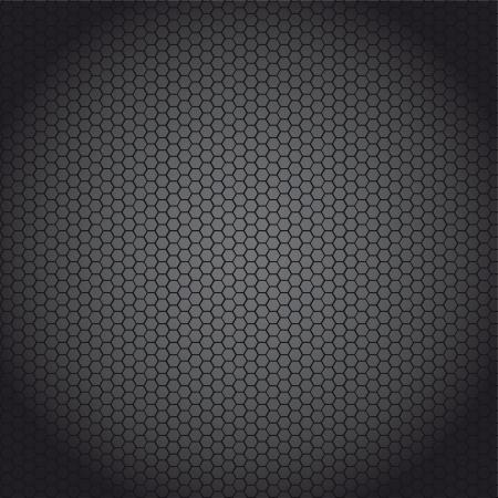 black grille speaker texture, background Stock Vector - 14321977