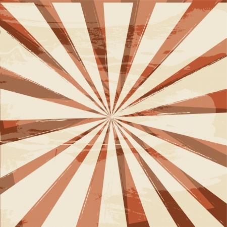 vintage carnival: red and beige vintage background