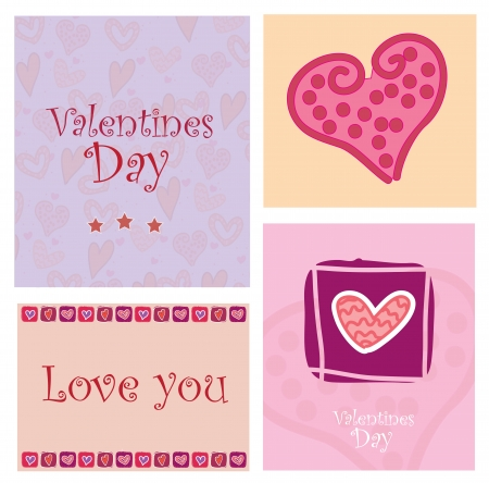 Love card icons for celebrate valentines day vector illustration Stock Vector - 17428328