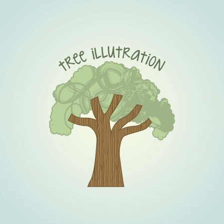 arbor day over blue background. vector illustration Vector