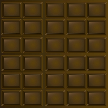 deliciously: chocolate seamless texture background. vector illustration