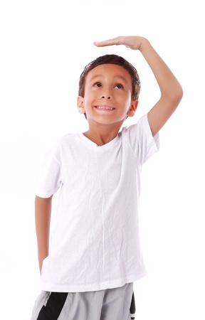 human height: Taking child growth measures and looking up