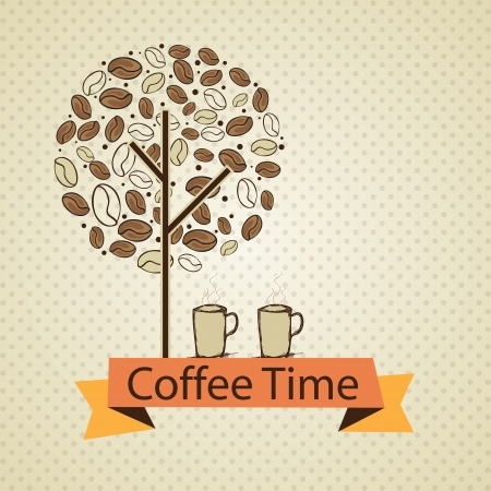 Coffee Icons ( colorful colletions, hand drawn). Vector Illustrations Stock Vector - 19127274