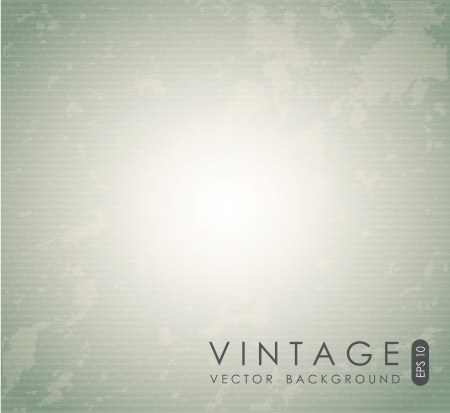 Vintage and old background with color gradients illustration  Stock Vector - 19306325