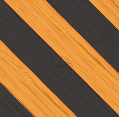 electroshock: Caution lines over yellow and black background vector illustration Illustration