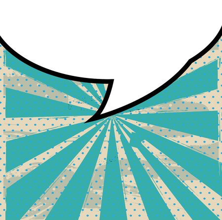komentář: Komentář ikona nad grunge pozadí vektorové ilustrace Ilustrace